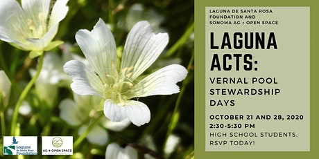 Laguna ACTS: Vernal Pool Stewardship Day - October 28 tickets