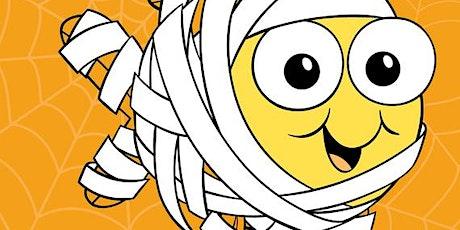Goldfish Swim School Sandy Springs Halloween Party tickets