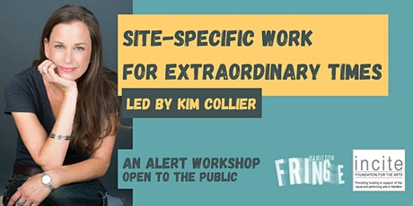 Site-Specific Work for Extraordinary Times with Kim Collier