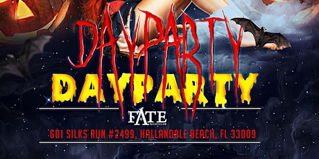 Day Party Halloween Party tickets