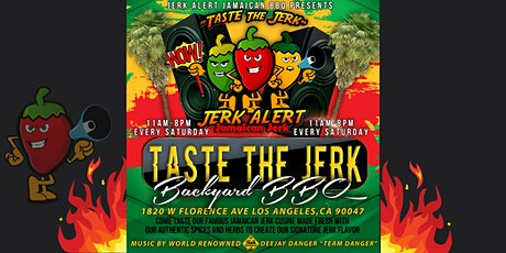 Taste The Jerk Backyard BBQ tickets