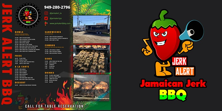 Taste The Jerk Backyard BBQ image