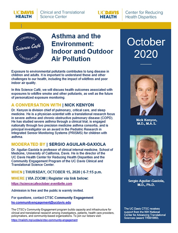 Asthma and Environment: The Impact of Indoor and Outdoor Air Pollution image