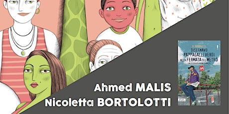 Pappagalli di carta, pappagalli a Milano > Bortolotti e Malis (SECONDARIA) biglietti
