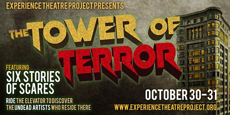 The Tower of Terror: Six Stories of Horror tickets