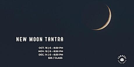 December New Moon Tantra tickets