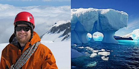 """Dr. Richard Alley """"Telling the good news, too: Discussing climate"""" tickets"""