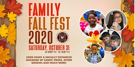 Family Fall Festival tickets