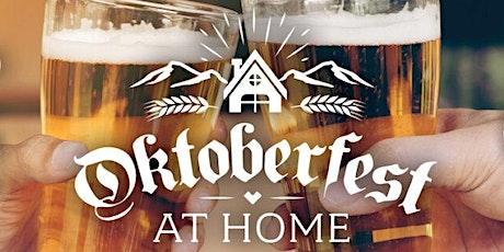 Oktoberfest At Home tickets