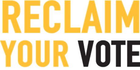 Reclaim Your Vote Phone Banking tickets
