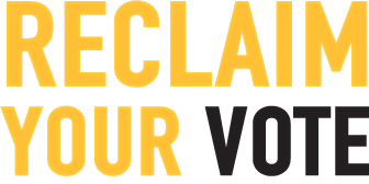 Reclaim Your Vote Phone Banking