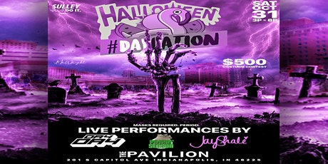 Halloween Daycation: Live Performances by DayDay, Jay Shale and Pimp C tickets