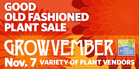 GROWvember tickets