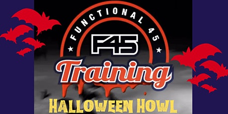 Hollywood Howl: F45 Walker Lakes Halloween Event! (7:00 Class) tickets