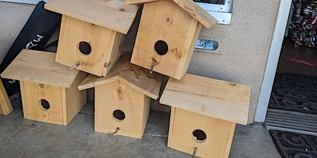 Project 516: Birdhouses tickets