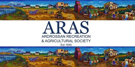 ARAS (Ardrossan Recreation & Agricultural Society) AGM 2020 tickets