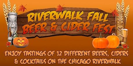 Riverwalk Beer, Cider & Cocktail Fest - Outdoor, Social Distanced Tastings tickets