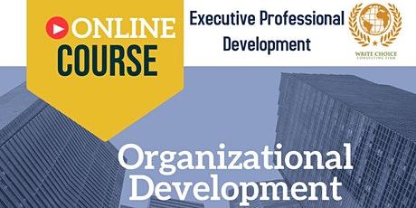 Organizational Development tickets