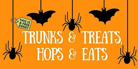 Trunks & Treats, Hops & Eats! tickets