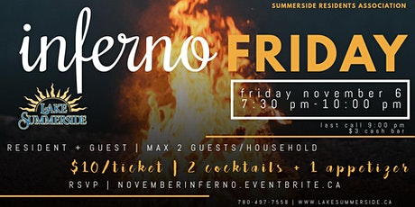 November Inferno Friday tickets