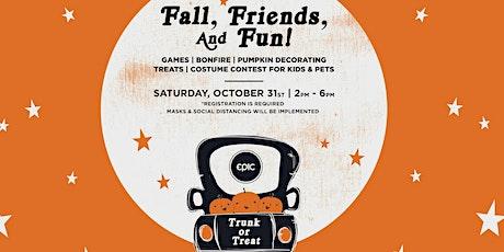 Fall, Friends & Fun tickets