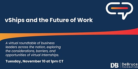 vShips and the Future of Work | Considerations, Barriers, and Opportunities tickets