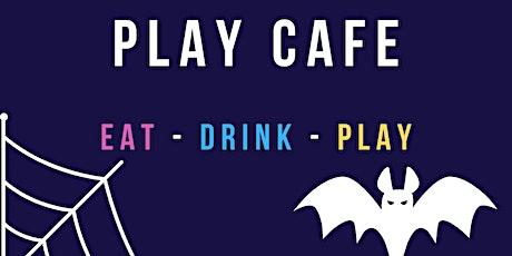 Halloween @ the Play Cafe  Sunday 1st November tickets