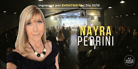 Workshop para Mulheres com NAYRA PEDRINI tickets