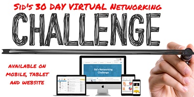 Sid's 30 Day Virtual Networking Challenge