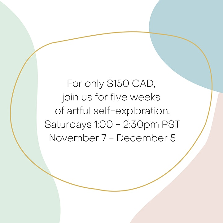 Self Exploration Through Art - An Online Art Therapy Group image