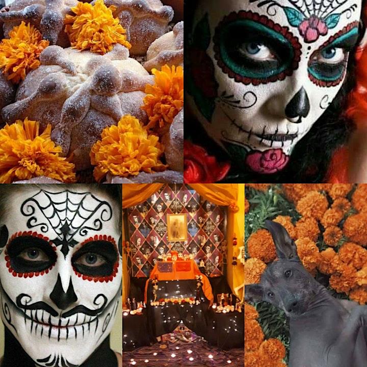 Celebrate death to honor Life!! Celebrar la Muerte para Honrar la vida!! image
