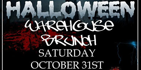 Halloween Warehouse Brunch tickets