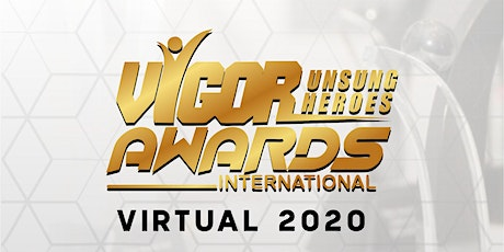 Vigor Virtual Conference  2020 : Honoring Heroes In Times of Crisis tickets