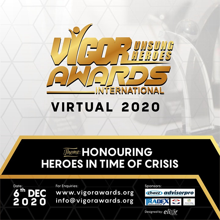Vigor Virtual Conference  2020 : Honoring Heroes In Times of Crisis image