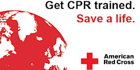 CPR/FIRST AID/ AED AMERICAN RED CROSS COURSE tickets