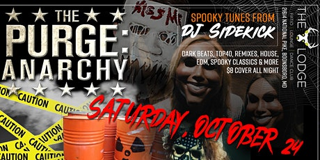 """""""The Purge: Anarchy"""" - Halloween Dance Party tickets"""