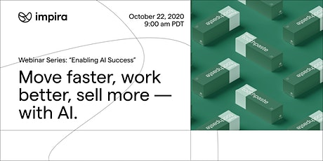 Move faster, work better, sell more — with AI. tickets