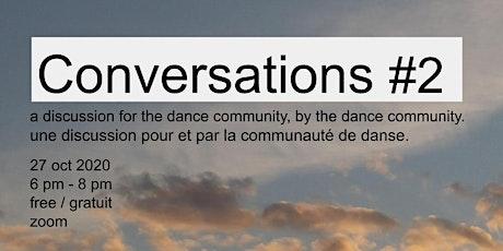 Conversations #2 tickets