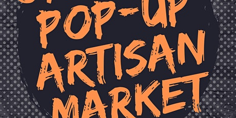 Open Air Pop-Up Artisan Market tickets