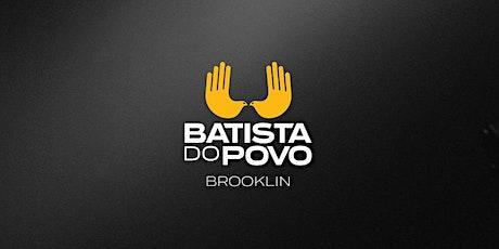 CULTO DE CELEBRAÇÃO - IBP BROOKLIN ingressos