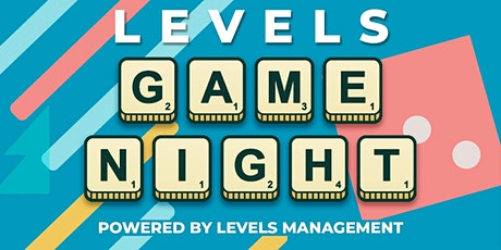 Levels Game Night - Where the Music Industry Meets tickets