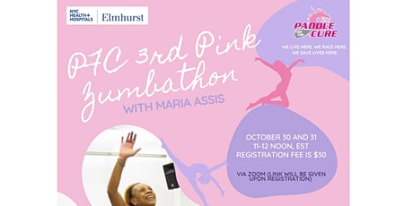 PFC Zumbathon with Maria Assis - October 30 tickets