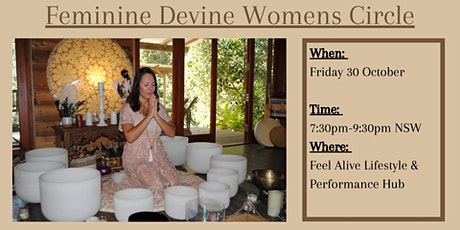 Feminine Devine Womens Circle tickets