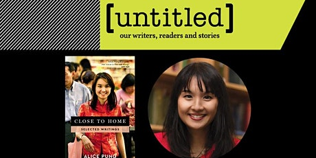 Alice Pung: Close to Home tickets
