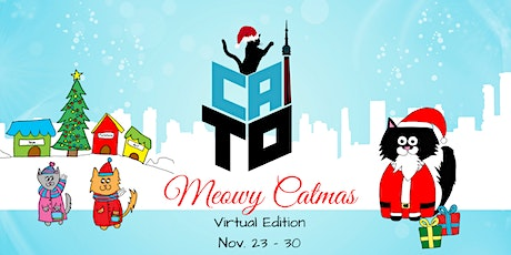 Meowy Catmas - cat TO pop show - Virtual tickets