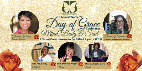 7th Annual Day of Grace Women's Virtual Conference tickets