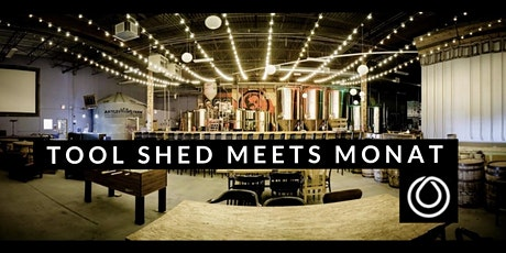Tool Shed Meets Monat tickets
