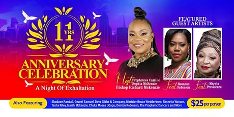 Praise Night at Adonai Ministries tickets