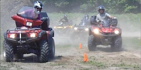 RCATV CASI ATV RiderCourse Oct 25, 2020 tickets