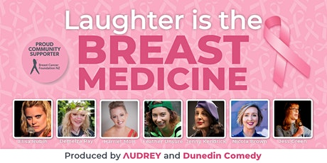 Laughter is the Breast Medicine tickets